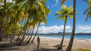 Costa Rica, ses plages, sa nature et ses volcans