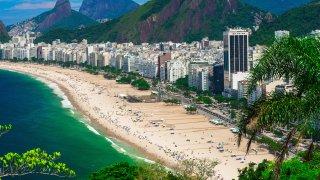 Escapade romantique à Rio