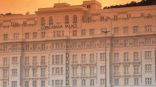 Copacabana Palace, Orient Express