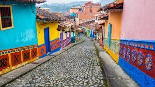 Equateur et Colombie: Villes coloniales et Haciendas