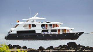 Croisière privilégiée aux Galapagos sur le Petrel