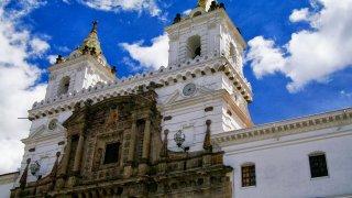 Equateur et Colombie : villes coloniales et haciendas