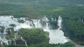 De Buenos Aires aux chutes d'Iguazu